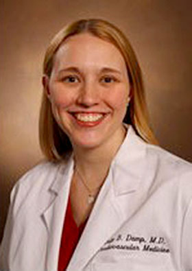 Julie B  Damp, MD, FACC: Paving the Way For CV Training