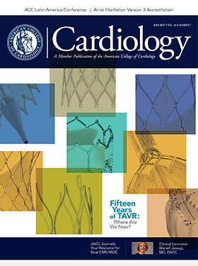 Cardiology Magazine, July 2017