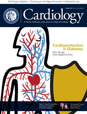 Cardiology August 2017