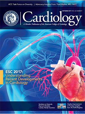 Cardiology Magazine, September 2017