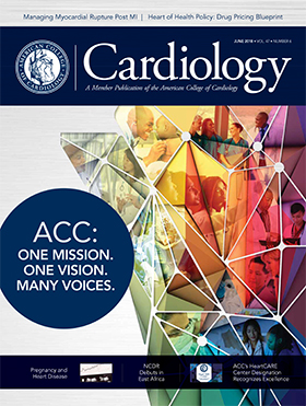 June 2018 Cardiology