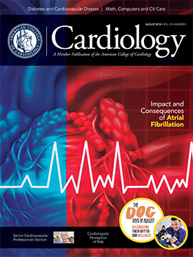 Cardiology Magazine August 2018