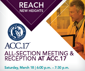 Attend the All-Section Meeting & Reception