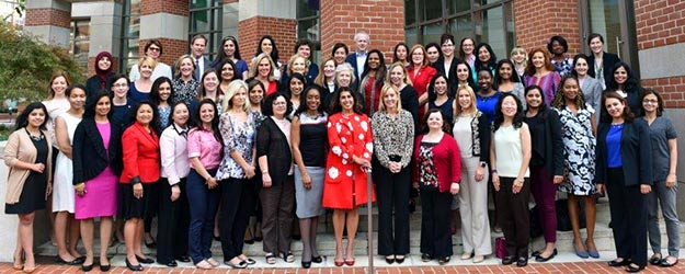 Women in Cardiology at ACC Heart House, Washington, D.C.