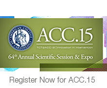 Register Now for ACC.15