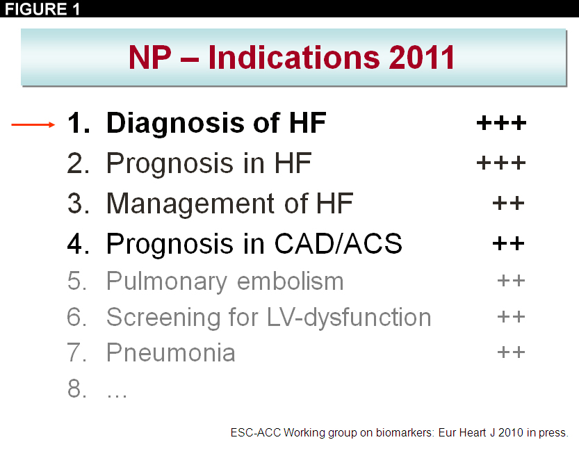 Which Marker Is The Best For Assessing Acute Heart Failure Or Does
